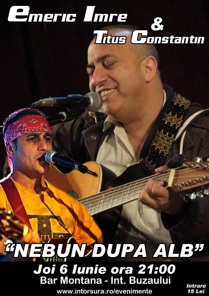 Nebun De Alb - Concert Muzica Folk